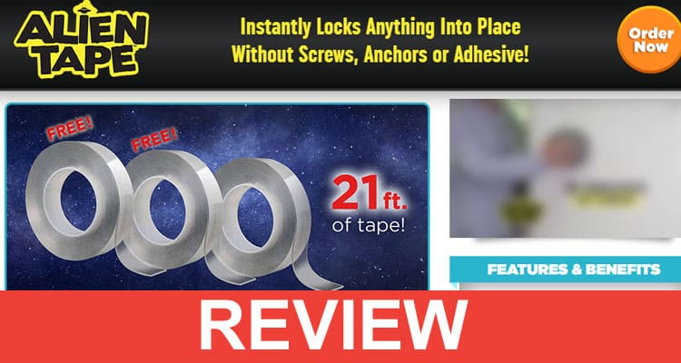Alien Tape Review 2020