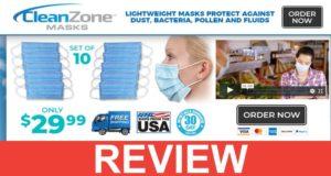 Cleanzone Masks.com Reviews 2020