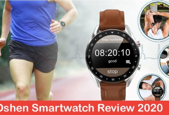 Oshen Smartwatch Review 2020