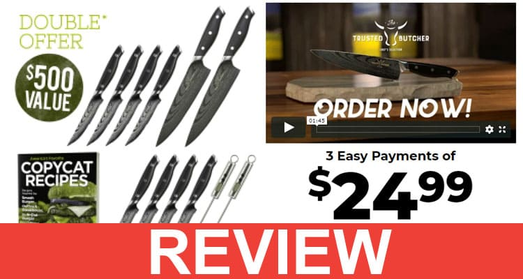Trusted Butcher Knives Reviews 2020