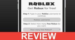 roblox360.com Scam 2020