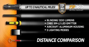 tp360 Pro Flashlight Reviews 2020