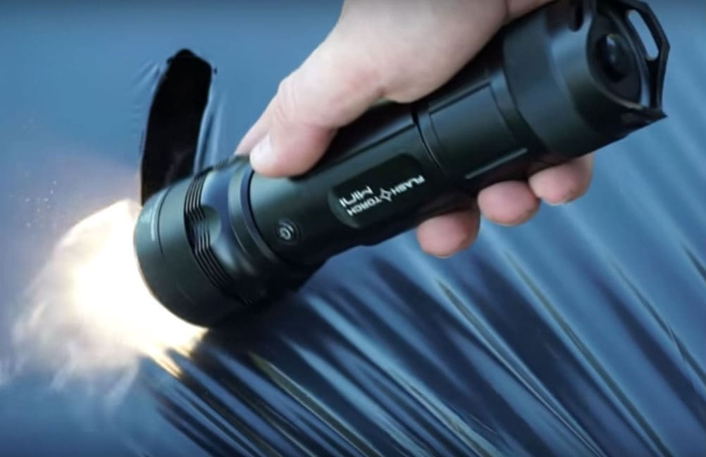 tp360 Pro Flashlight Reviews