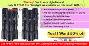 tp360 Pro Flashlight Where to Buy