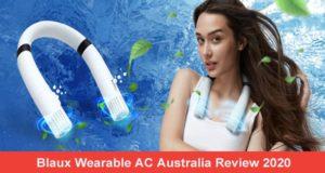 Blaux Wearable AC Australia Review 2020